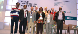Agroforestry working group