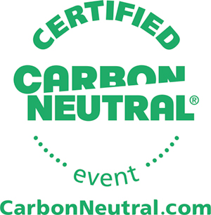Certified Carbon Neutral event